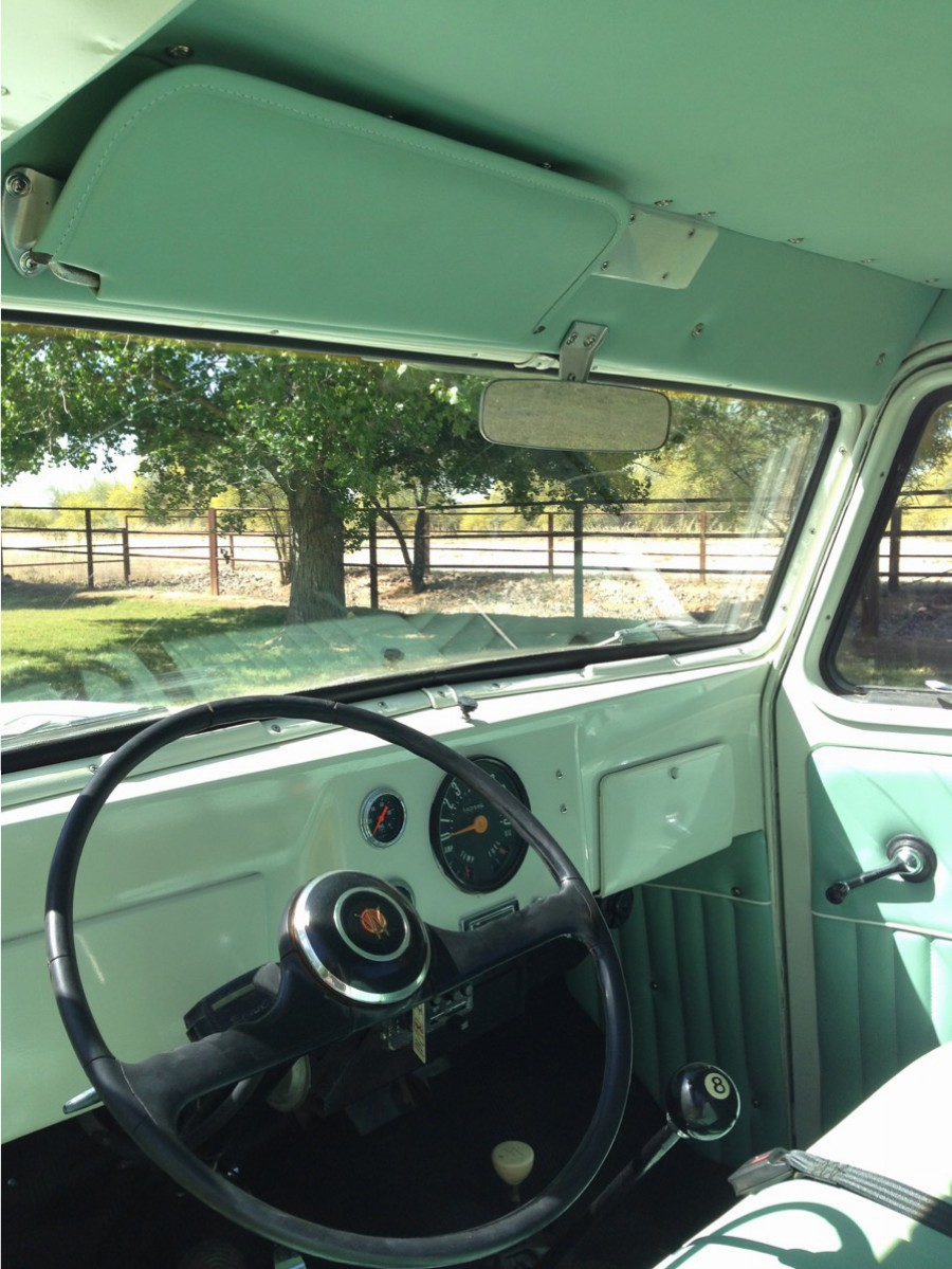 2016 Jeep Pickup >> 1962 Willys Pick Up – The Jeep Farm