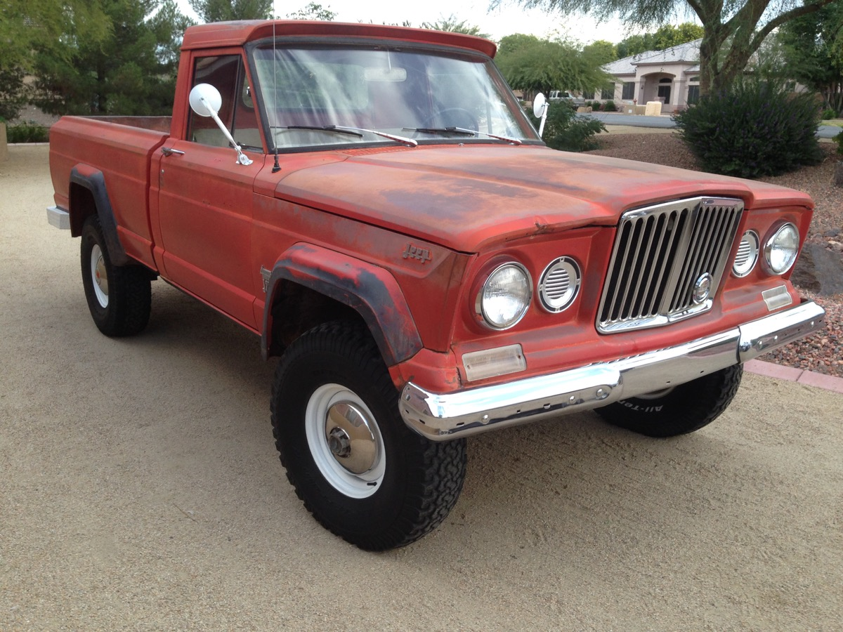 2016 Jeep Pickup >> 1966 Jeep Gladiator – The Jeep Farm